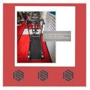 Treadmill Elektrik Series 607 ( COD Semarang ) 35 (26100355) di Kota Semarang