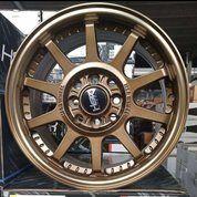 Velg Mobil Ring 15 Pelek Racing GYMKANA BOROKO 01 HSR - Lebar 6,5 Honda Brio (26101875) di Kab. Pandeglang
