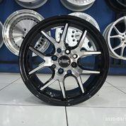Velg Mobil Ring 15 Pelek Racing HYURA BOROKO 02 HSR - Honda Mobilio (26101983) di Kota Serang