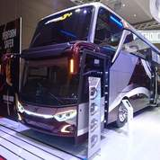 VOLVO BUS B11R 430HP 6x2, I-SHIFT 12 SPEED, Kota Yogyakarta (26111023) di Kota Yogyakarta