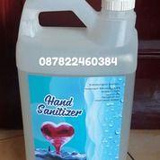 Hand Sanitizer Cair Harga Grosiran Murah Meriah (26113375) di Kota Bandung