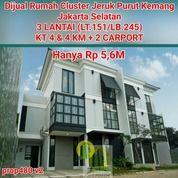 Cluster Exclusive Jeruk Purut Kemang Jakarta (26120455) di Kota Jakarta Selatan