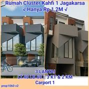 Cluster Jagakarsa Strategis (26120579) di Kota Jakarta Selatan