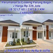 Rumah Murah Ciseeng (26121331) di Kota Jakarta Selatan