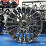 Velg Mobil Ring 17 Pelek Racing WEB JD801 HSR Datsun Go+ Panca (26123499) di Kab. Lebak