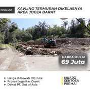 Kavling Murah Bisa Di Cicil (26123691) di Kota Semarang