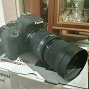 Kamera Dslr Canon 700D Plus2 Banyak Bonus Lagi BU Mudik (26124687) di Kota Jayapura