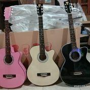 Gitar Akustik Untuk Pemula (26125231) di Kota Jakarta Barat
