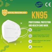 Masker KN95 Standar FDA (26125783) di