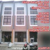 Rumah Murah Siap Huni Di Cipayung Depok (26125999) di Kota Jakarta Selatan