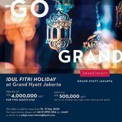 Grand Hyatt Jakrta Idul Fitri Holiday (26126507) di Kota Jakarta Selatan