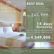 Oak Tree Hotel Semarang Best Deal (26126539) di Kota Semarang