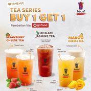 HAUS! PROMO TEA SERIES BUY 1 GET 1 GOFOOD (26126831) di Kota Jakarta Selatan