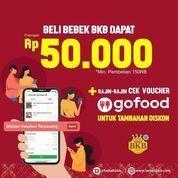 BEBEK BKB GOFOOD PROMO POTONGAN RP 50.000 (26126859) di Kota Jakarta Selatan