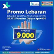 INDOMARET PROMO LEBARAN BELI PULSA DAPAT 2X LEBIH BANYAK! (26126903) di Kota Jakarta Selatan