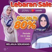 Lebaran Disc hingga 80% di Zoya Flagship Store (26126943) di Kota Jakarta Selatan