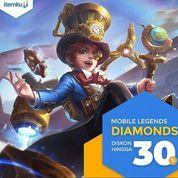 Itemku - Diamonds diskon 30% (26126947) di Kota Jakarta Selatan