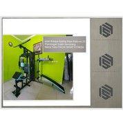Home Gym 1 Sisi + Samsak Multifungsi Fitclass 90 ( COD Salatiga ) (26132623) di Kota Salatiga