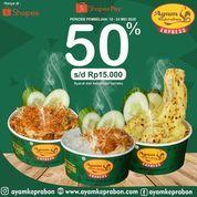 Ayam Keprabon Disc. 50% s/d Rp. 15.000 (26134687) di Kota Jakarta Selatan