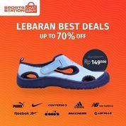 Sports Station Lebaran Best Deals Up To 70% Off (26135067) di Kota Jakarta Selatan