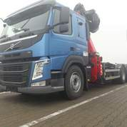 VOLVO Truck FM 440Hp 6x2T Prime Mover, I-Shift 12 Speed,. Kabupaten Rokan Hulu (26136535) di Kab. Rokan Hulu