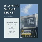 Rumah Baru Nyaman Murah Wisma Mukti (26136899) di Kota Surabaya