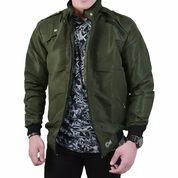 Jaket Pria Harington Green (26138627) di Kab. Jember