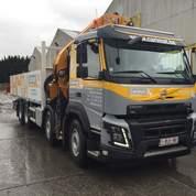 VOLVO Truck FM 440Hp 6x2T Prime Mover, I-Shift 12 Speed,. Kabupaten Sijunjung (26138843) di Kab. Sijunjung