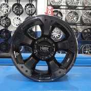 Velg Mobil Velek Pelek HSR MYTH03 Ring 18 Lebar 8 Inci Pajero Fortuner (26139031) di Kota Semarang