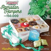 KRISPY KREME PROMO RAMADAN HAMPERS RP 150.000 (26140707) di Kota Jakarta Selatan