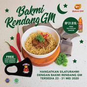 BAKMI GM RAMADHAN PROMO BELI BAKMI RENDANG FREE TEH PUCUK & STICKER MASKER (26140723) di Kota Jakarta Selatan