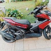 Yamaha Aerox Merah Merona 2019 Pajak Panjang (26142195) di Kota Tangerang Selatan