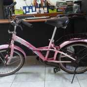 Sepeda Mini Wimcycle,Mulus Jarang Dipakai Gan (26143243) di Kota Semarang