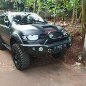 Bumper Rocker Pajero (26146639) di Kota Banjarbaru