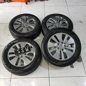 Velg Original Scross Grey + Ban (26147207) di Kota Tangerang Selatan