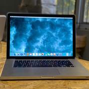 Apple MacBook Pro 15-Inch Late 2011 Intel Core I5 2.2GHz (26147799) di Kota Bandung