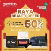 Guardian Raya Beauty Offer 50% Off (26148111) di Kota Jakarta Selatan