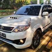 Toyota Fortuner TRD A/T Diesel Tahun 2015 Putih (26153883) di Kota Jakarta Selatan