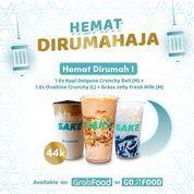 SAKE PAKET HEMAT DIRUMAHAJA FREE MASKER SETIAP PEMBELIAN PAKET 1/2/3 (26154935) di Kota Jakarta Selatan