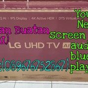 LG LED TV UHD Smart TV 55um7100 (26157967) di Kota Surabaya