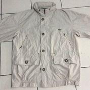 Jaket Parka Fishtail Lacoste Broken White Original (26162079) di Kota Jakarta Pusat