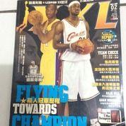 Majalah XXL Hongkong Basket NBA Cover Kobe Bryant & Lebron James (26162535) di Kota Jakarta Pusat