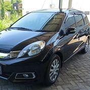 Honda Mobilio E Prestige Cvt At Matic 2015 Hitam Metalik (26164267) di Kota Mojokerto