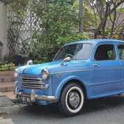 Fiat 1100 Klasik Tahun 1955 Antik (26164391) di Kota Tangerang Selatan