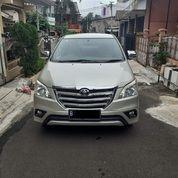 Toyota Innova G 2.0 2014 Metic Warna Silver Tangan 1 (26164711) di Kota Jakarta Selatan