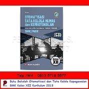 Otomatisasi Dan Tata Kelola Kepegawaian SMK Kelas XII Kurikulum 2013 - Bumi Aksara (26166511) di Kota Surabaya
