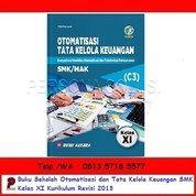 Otomatisasi Dan Tata Kelola Keuangan SMK Kelas XI Kurikulum Revisi 2013 - Bumi Aksara (26166515) di Kota Surabaya