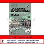 Pemograman Web Dan Perangkat Bergerak SMK Kelas XI Kurikulum Revisi 2013 - Bumi Aksara (26166599) di Kota Surabaya