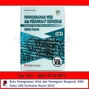 Pemograman Web Dan Perangkat Bergerak SMK Kelas XII Kurikulum Revisi 2013 - Bumi Aksara (26166603) di Kota Surabaya