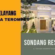 4 Unit Rumah Aspal Hook Super Strategis Dekat 3 Kampus 4 Mall Pd Bulan Medan Selayang (26166675) di Kota Medan